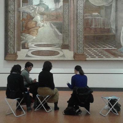 Gallerie degli Uffizi, Firenze