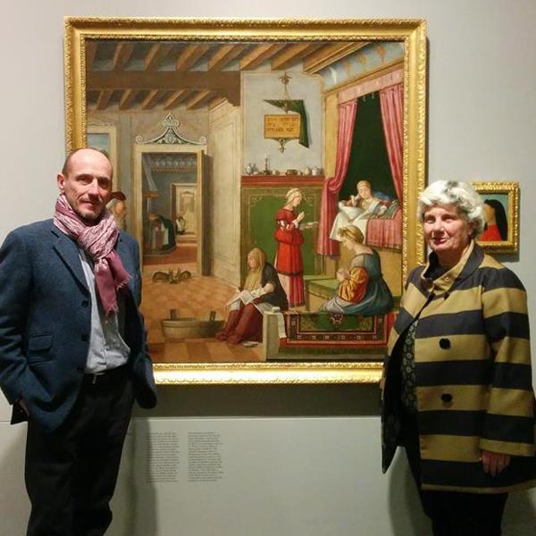 Le opere e i giorni, Accademia Carrara e CSV di bergamo