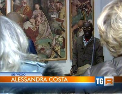 """""""Brera: un'altra storia"""" - Servizio RAI, TGR Lombardia, 18 gennaio 2019"""