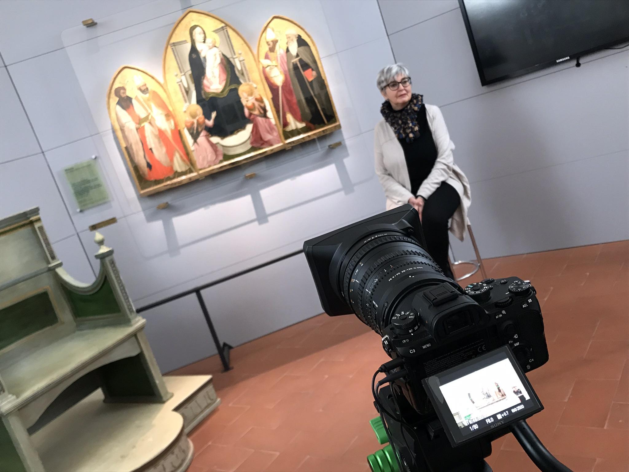 Dipingere a parole, Sistema museale Chianti e Valdarno, Masaccio