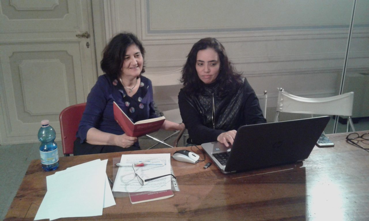 Fabbriche di Storie, Uffizi, stesura tracce narrative