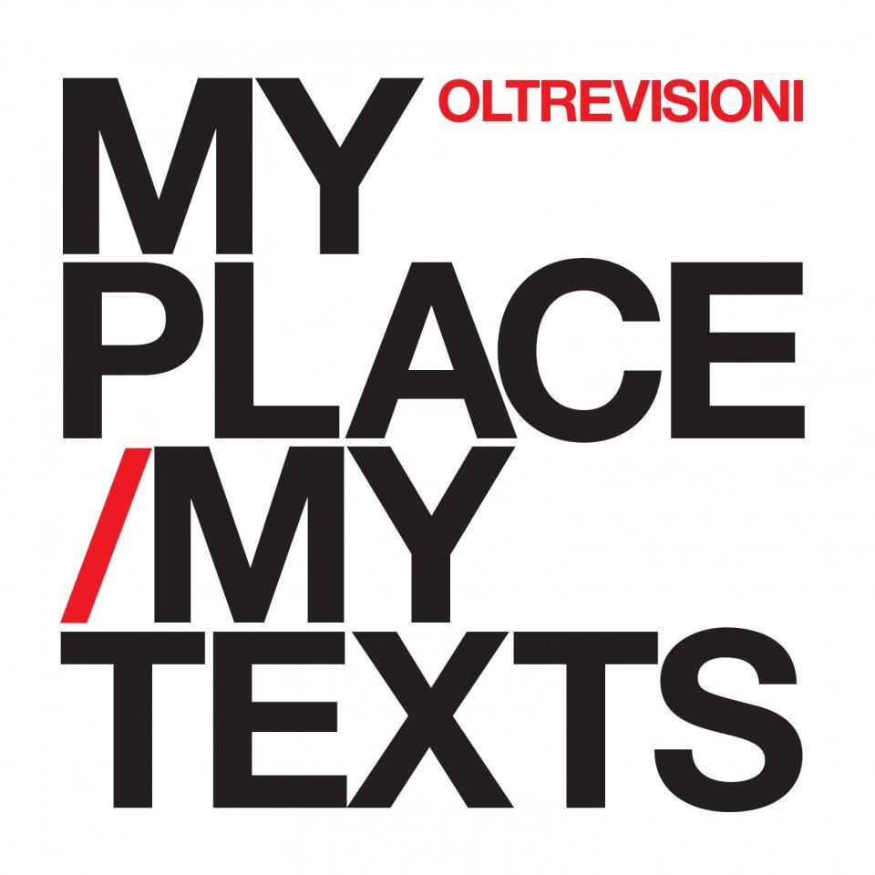 copertina catalogo My Plaace - My Texts
