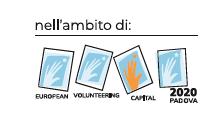 logo Padova Capitale del Volontariato