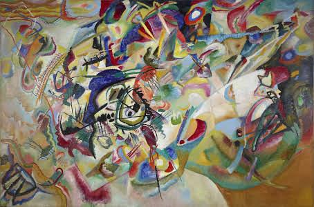 Vasilij Kandinskij, Composizione VII